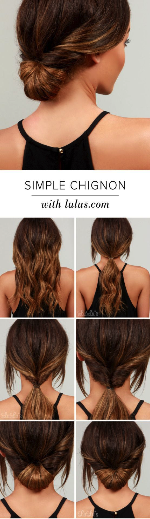 Quick And Easy Hairstyles For Office Uniformes Rossana